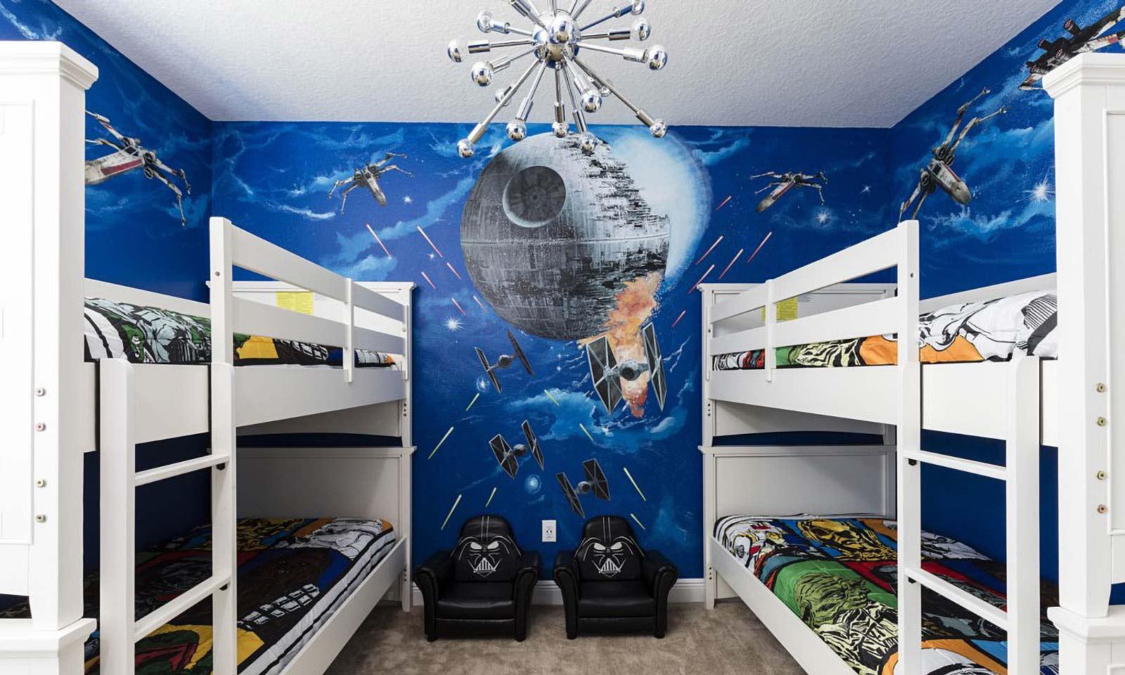[amenities:themed-bedroom:3] Themed Bedroom