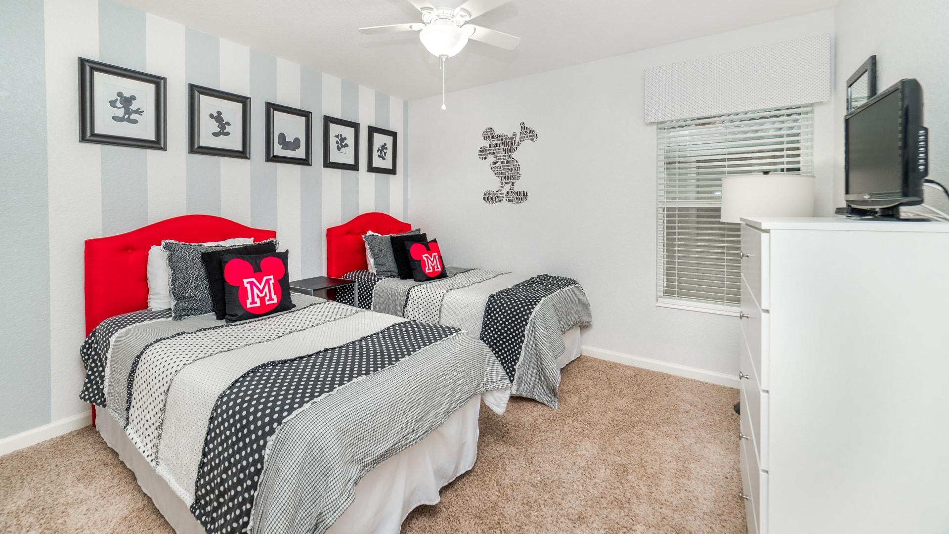 Bedroom 4 (2/TWIN)