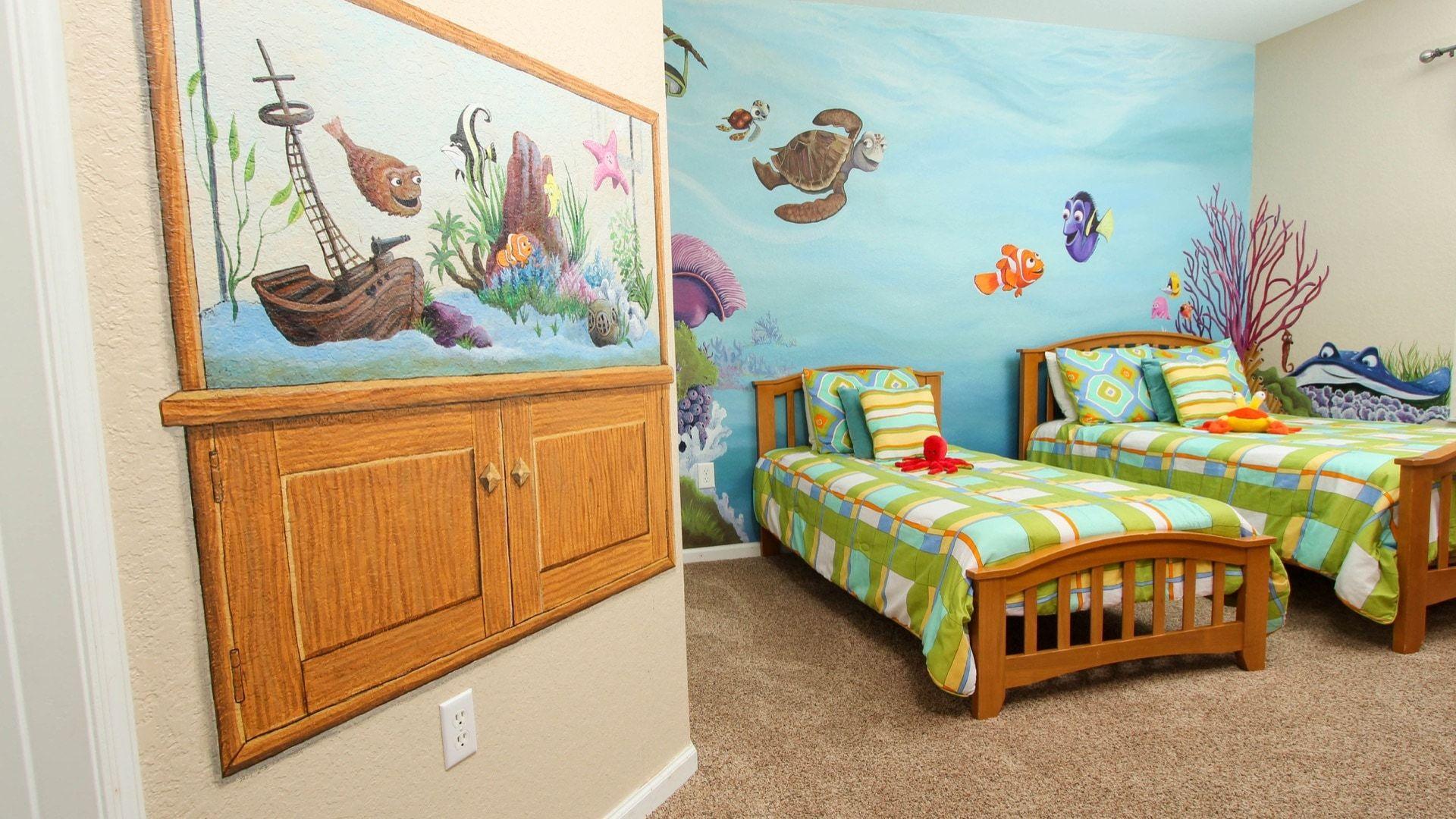 Bedroom 2 (2/TWIN)