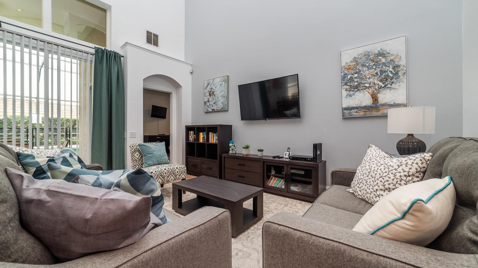Living Room Angle