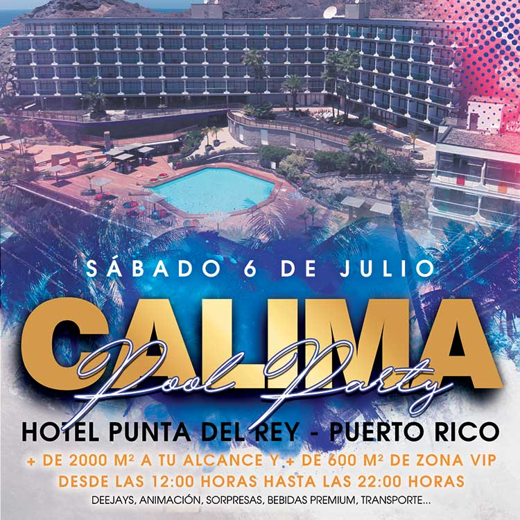 CALIMA POOL PARTY