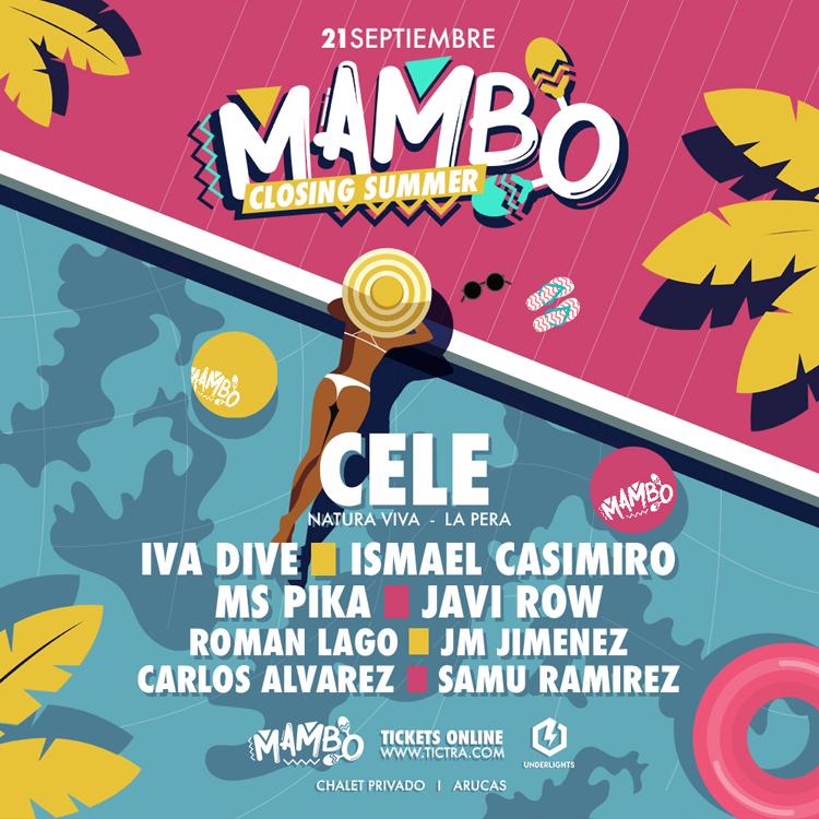 MAMBO Closing Summer 2019