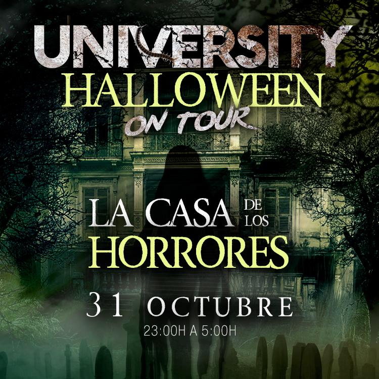 University Halloween