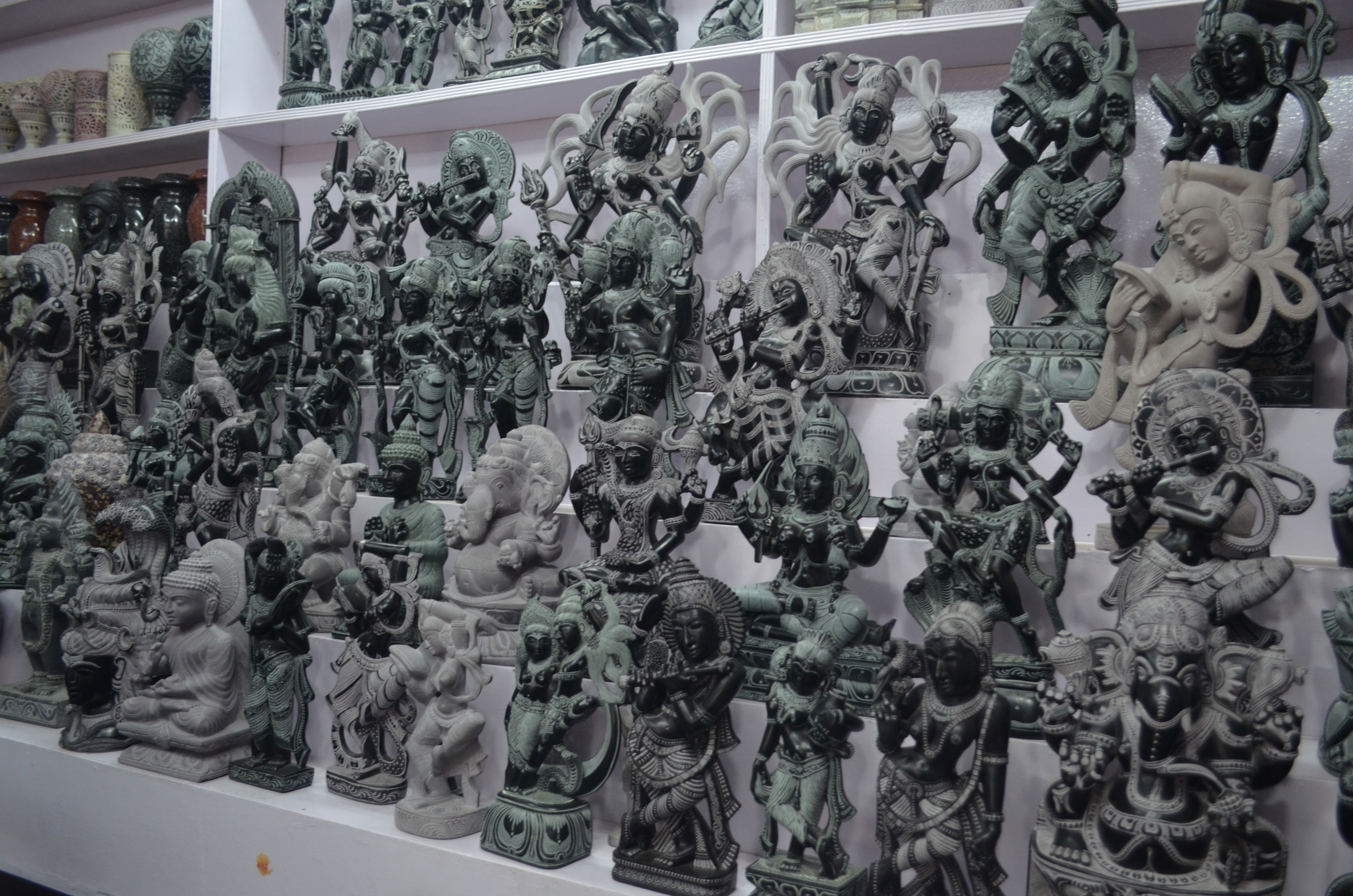 statues in Chennai India