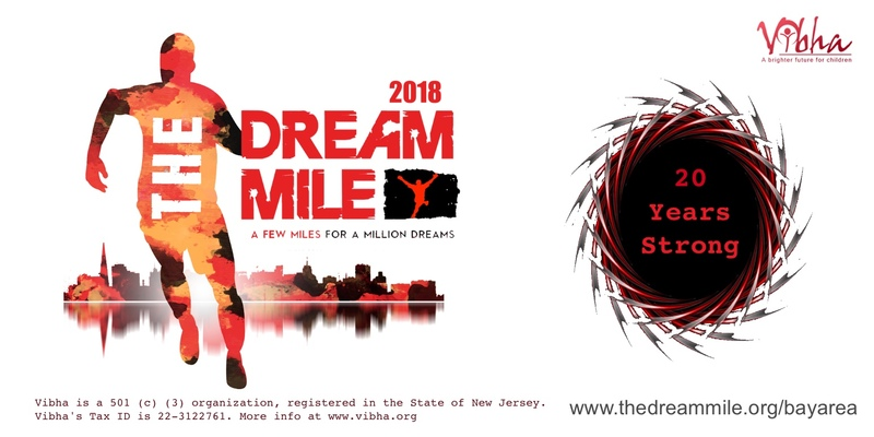 Vibha Dream Mile - Run and Walk