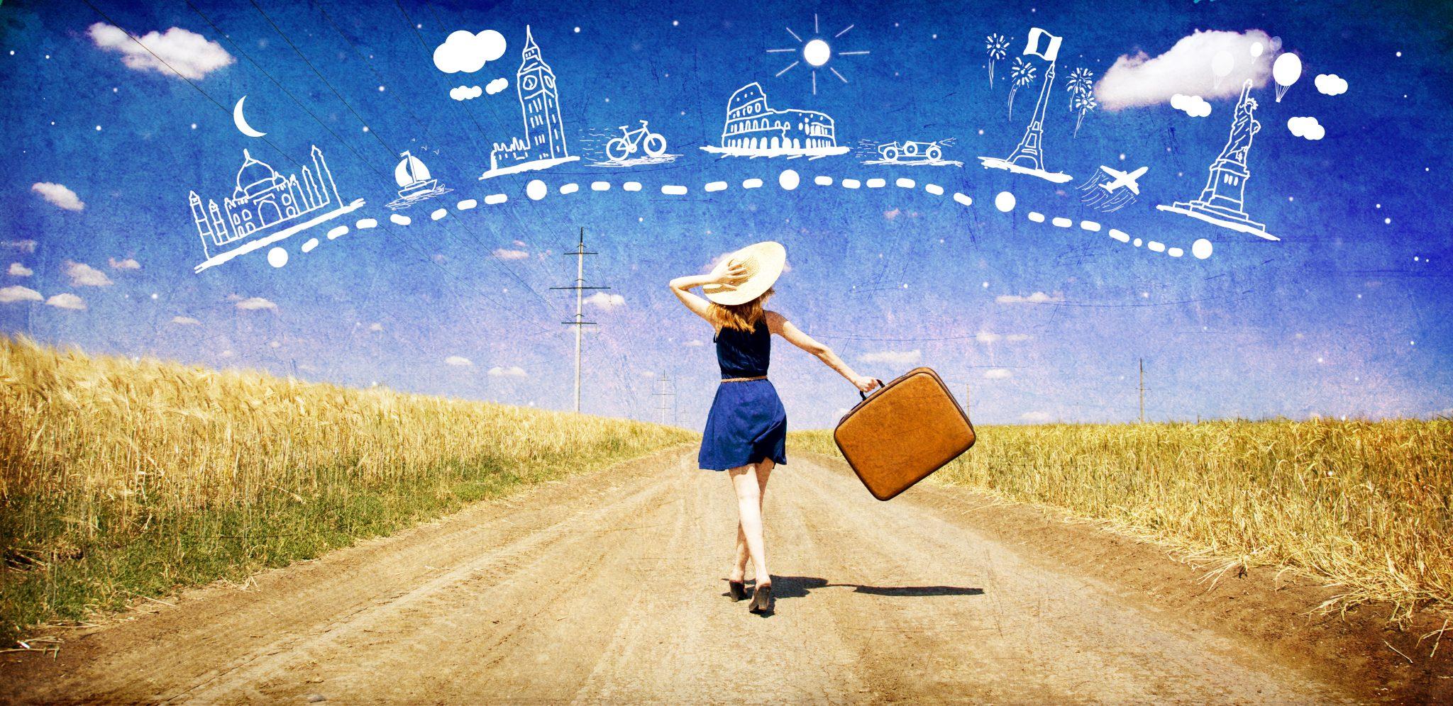近年來出國留遊學人數持續成長