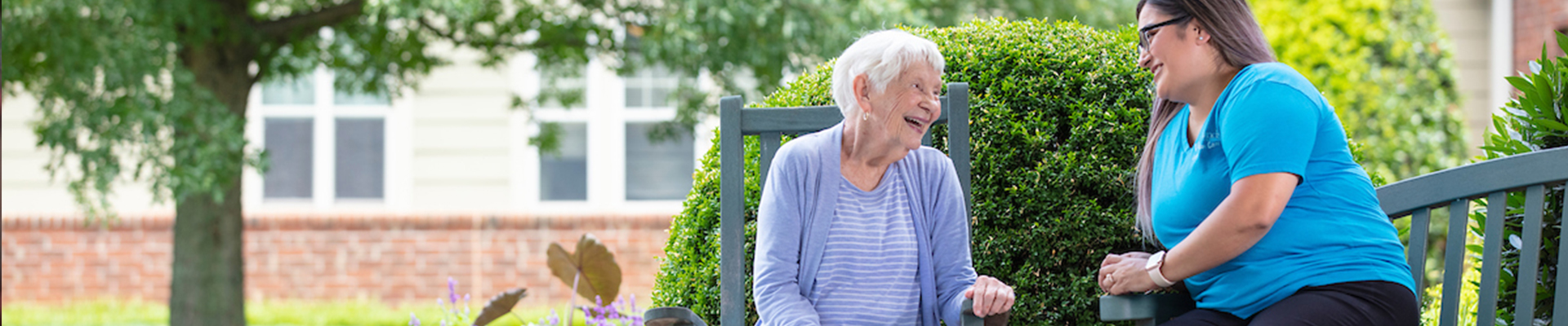 Assisted Living in Private Apartment Homes The Woodlands