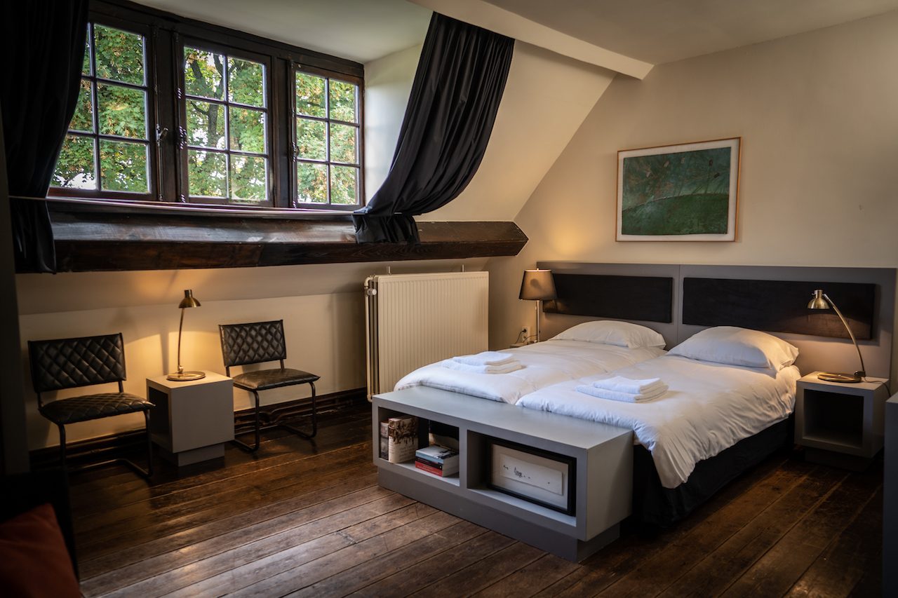 Domaine des Officiers - Bedroom