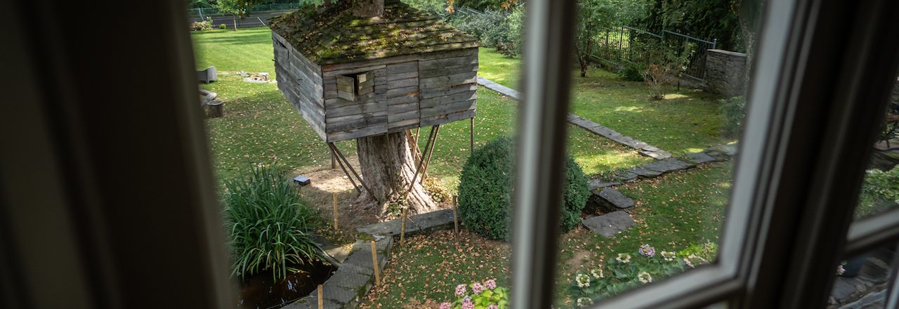 Domaine des Officiers - Garden Tree House