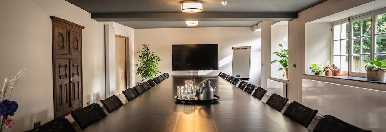 Domaine des Officiers - Business Meeting Room