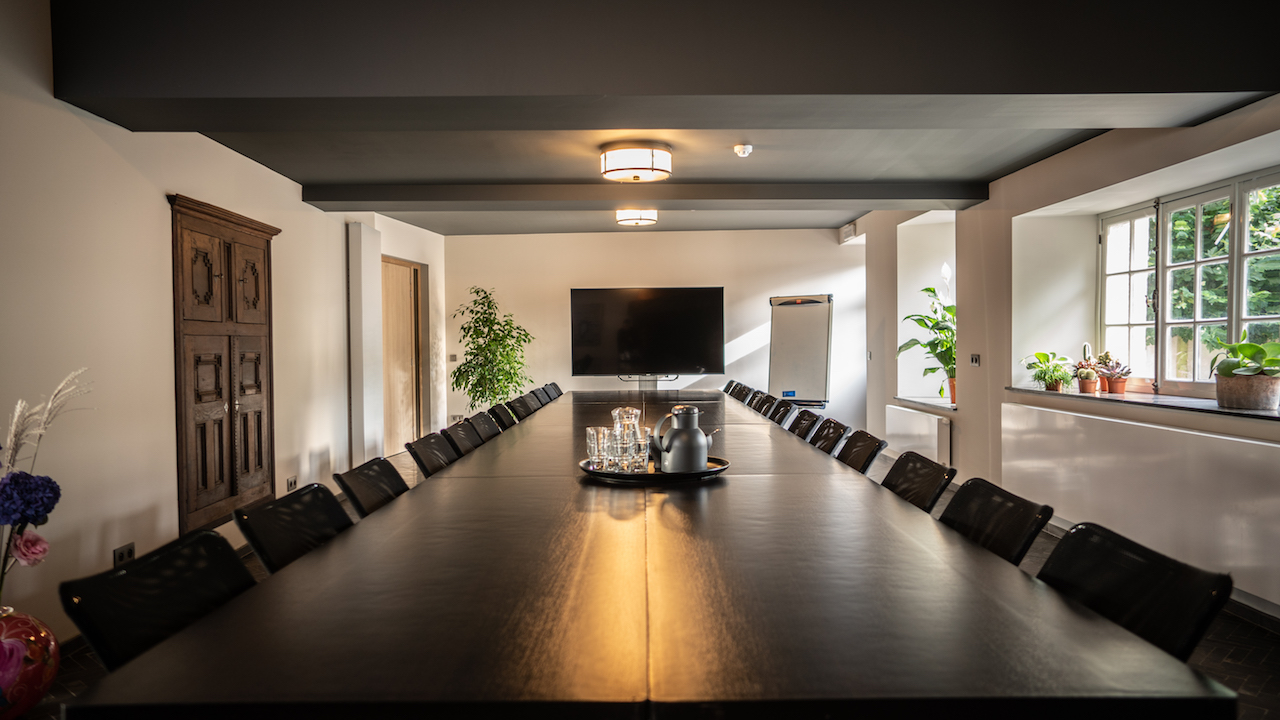 Domaine des Officiers - Business Meeting Room