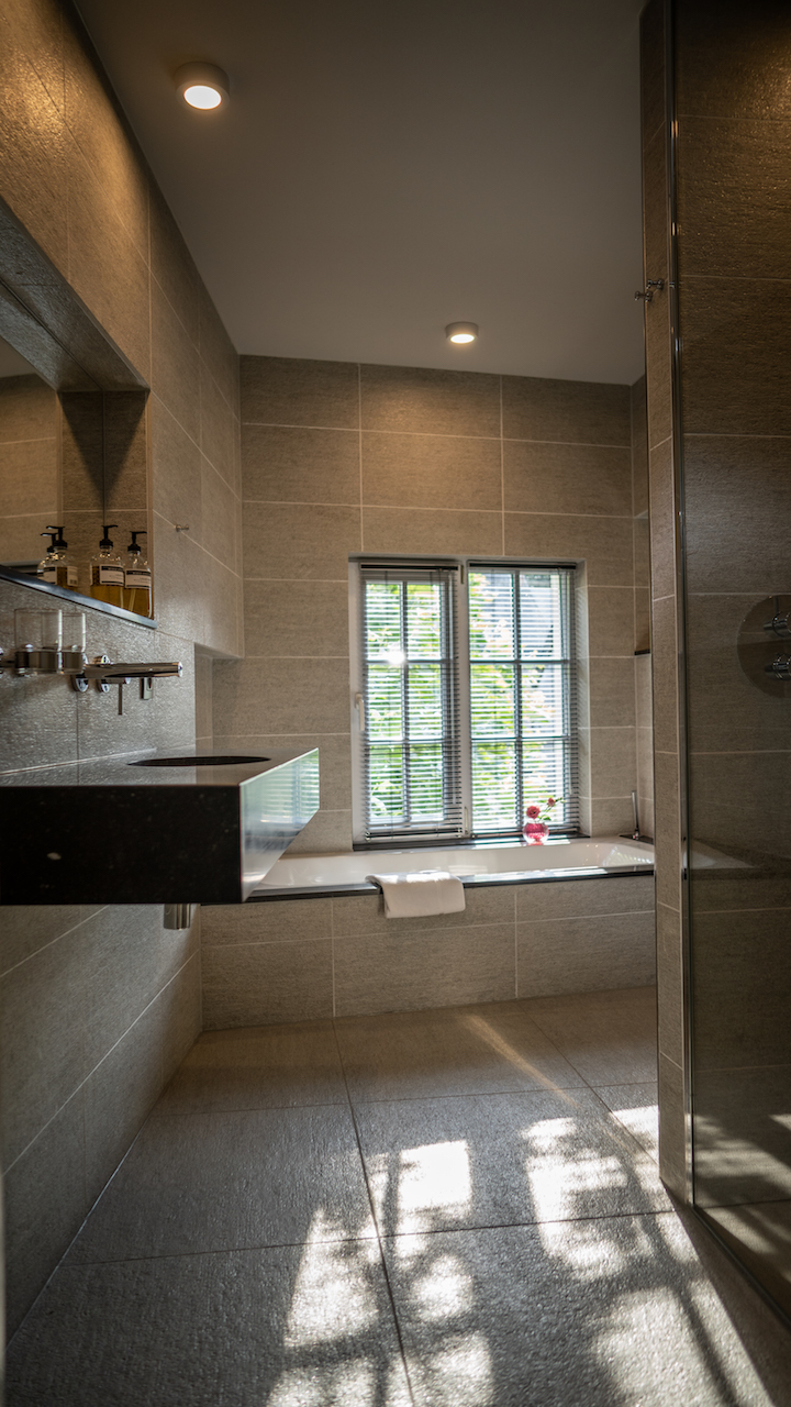 Domaine des Officiers - Bathroom