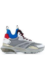 Valentino Garavani 'Bounce' Sneakers - Grau