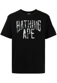 A BATHING APE® T-shirt con stampa - Nero