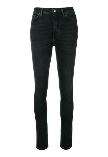 Jeans Peg a vita alta