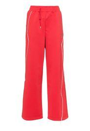 Pantaloni sportivi con rifiniture a contrasto
