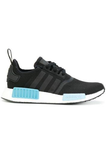 Sneakers con tacco basso