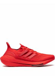 adidas Sneakers Ultra Boost 2021 Vivid Red - Rosso