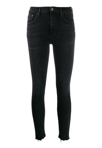 Jeans skinny Sophie con vita media