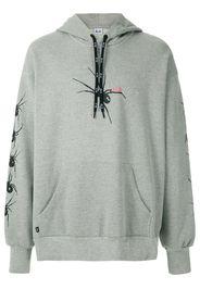 Felpa Spider oversize