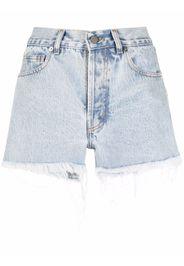 Almaz Shorts con zip - Blu