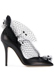 Gloria veil pumps