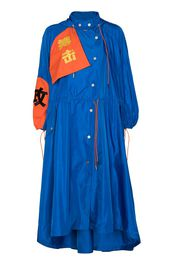 Tokko Fuku embroidered hooded coat