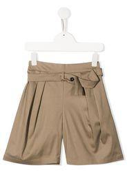 Shorts Pili con cintura