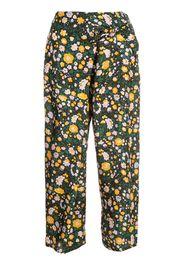 Pantaloni Cruz a fiori