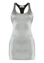 racerback mini dress