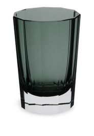 'Faceted' single Old Fashioned glass