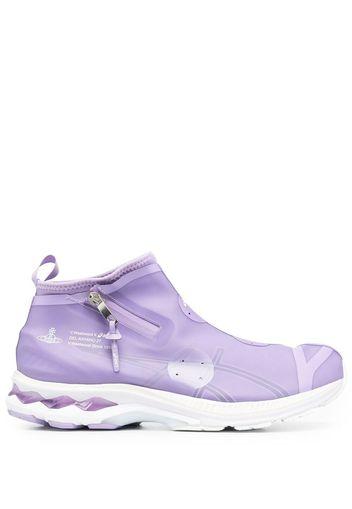 Asics x Vivienne Westwood Gel-Kayano 27 hi-top sneakers - Viola