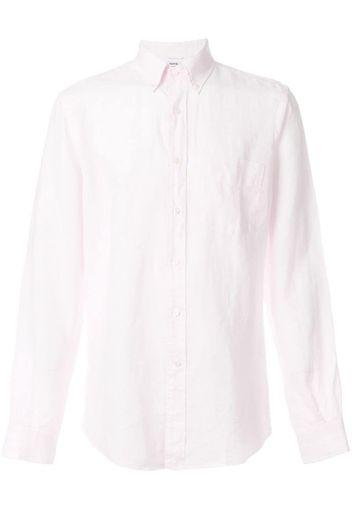 Camicia con colletto button down