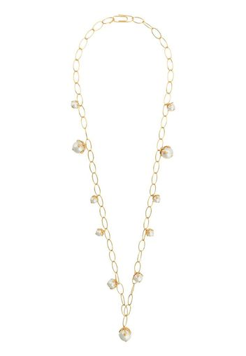 Albizia necklace