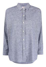 Barbour Heritage Camicia a righe - Blu