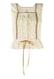 corset style top