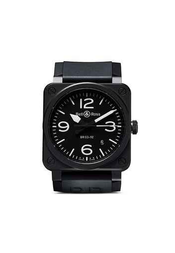 Orologio 'BR 03-92 Black Matte 42mm'