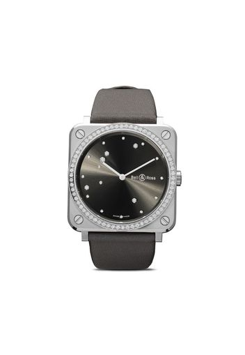 Orologio BR S Grey Diamond Eagle Diamonds 39mm