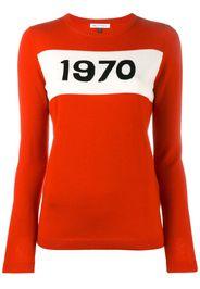 Maglione con intarsio 1970