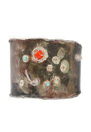 Bereshit diamond cuff bracelet
