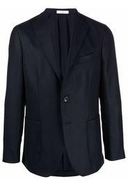 Boglioli single-breasted suit jacket - Blu