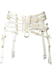 webbed suspender belt