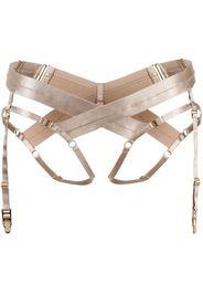 Bondage harness briefs