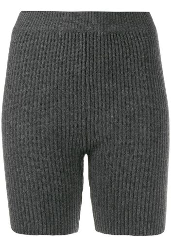 Shorts Mira lavorati a maglia