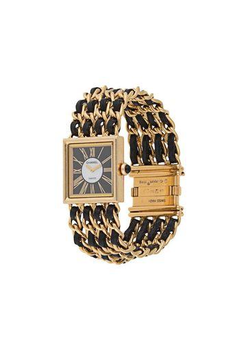 Orologio Mademoiselle con logo CC
