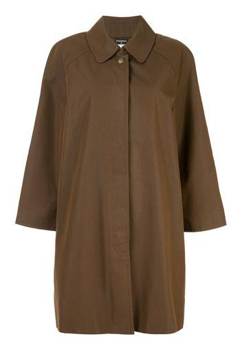 Cappotto con maniche lunghe