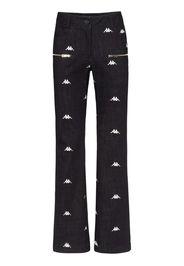 Jeans taglio straight Charm's x Kappa