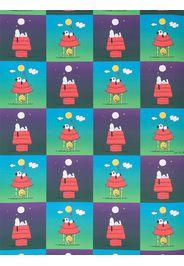 Carta da parati Panda Snoopy