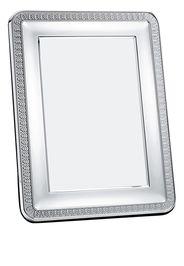 Christofle Portafoto Malmaison 13x18cm con cornice placcata argento