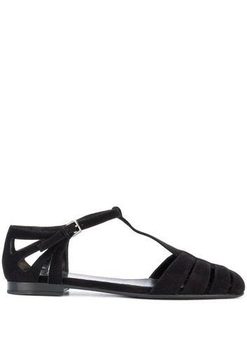 Sandali con cinturino a T